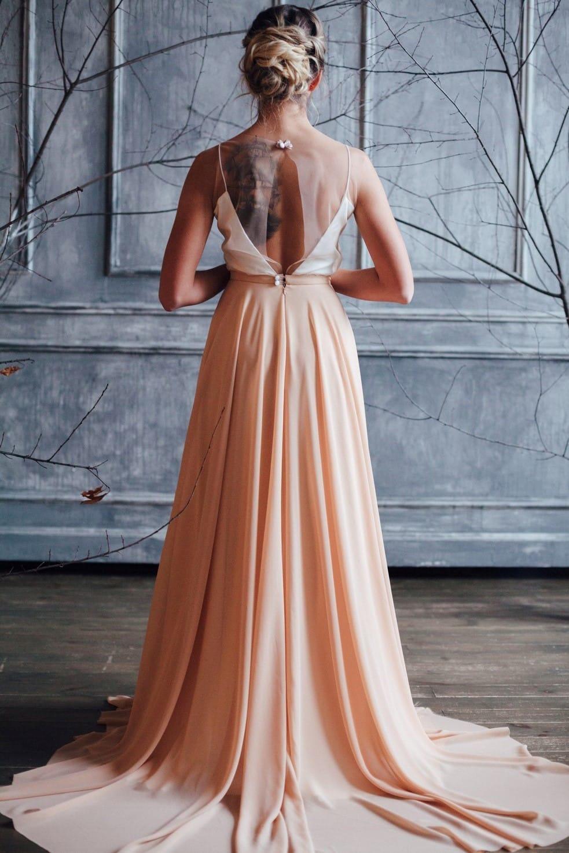 Вечернее платье VANI, коллекция FLOWER MAGIC, бренд RARE BRIDAL, фото 5