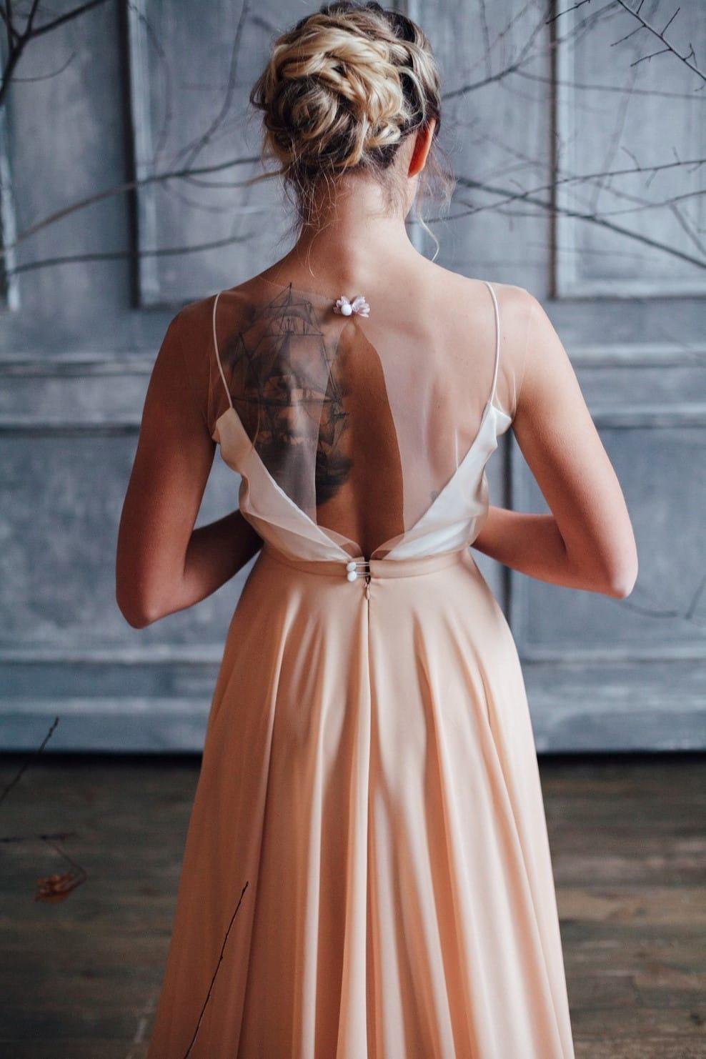 Вечернее платье VANI, коллекция FLOWER MAGIC, бренд RARE BRIDAL, фото 6