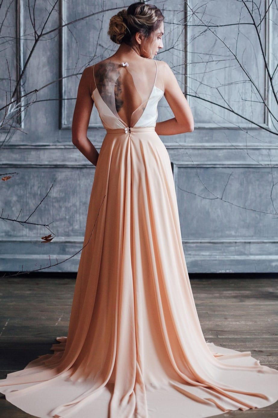 Вечернее платье VANI, коллекция FLOWER MAGIC, бренд RARE BRIDAL, фото 7