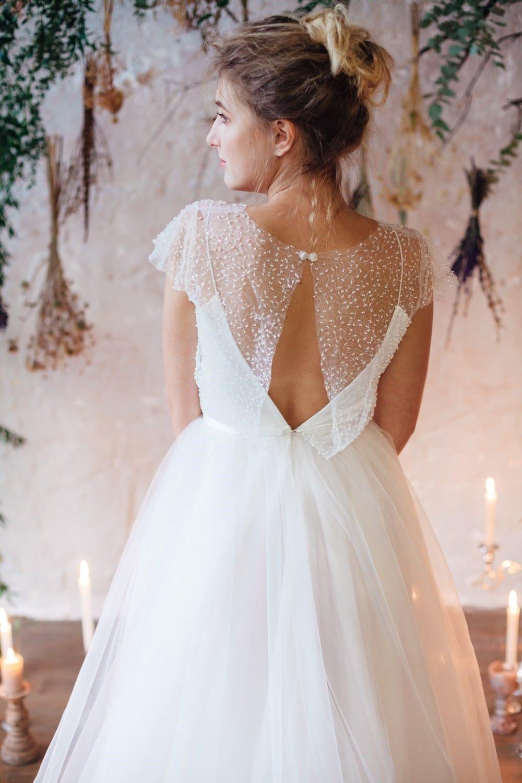 Свадебное платье VIRTU, коллекция THE LOOK OF ANGEL, бренд RARE BRIDAL, фото 1
