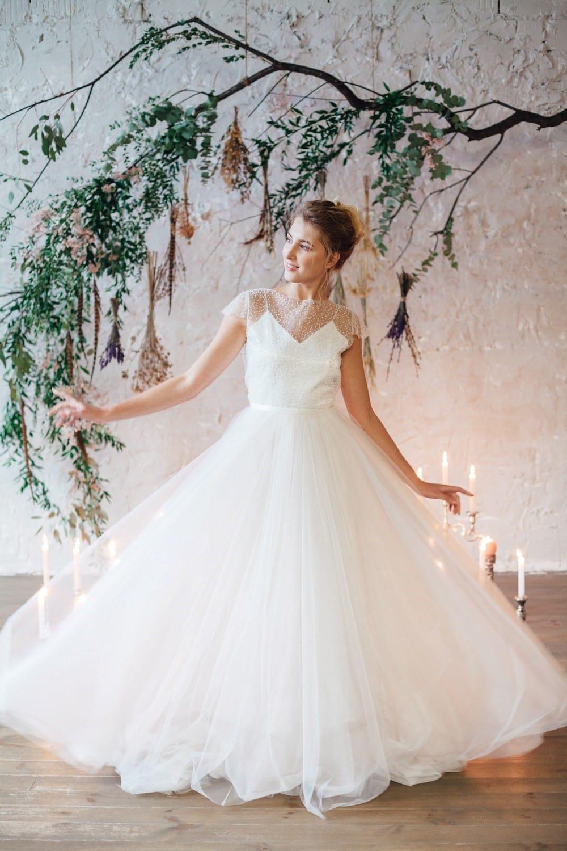 Свадебное платье VIRTU, коллекция THE LOOK OF ANGEL, бренд RARE BRIDAL, фото 2