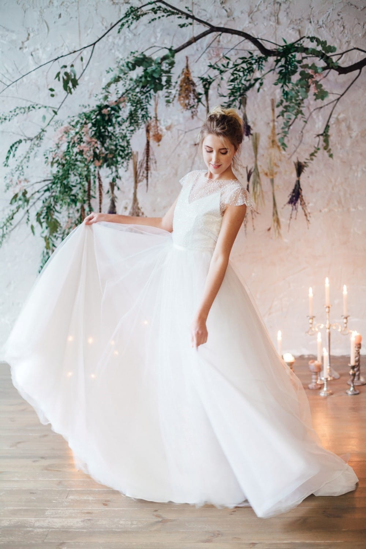 Свадебное платье VIRTU, коллекция THE LOOK OF ANGEL, бренд RARE BRIDAL, фото 3