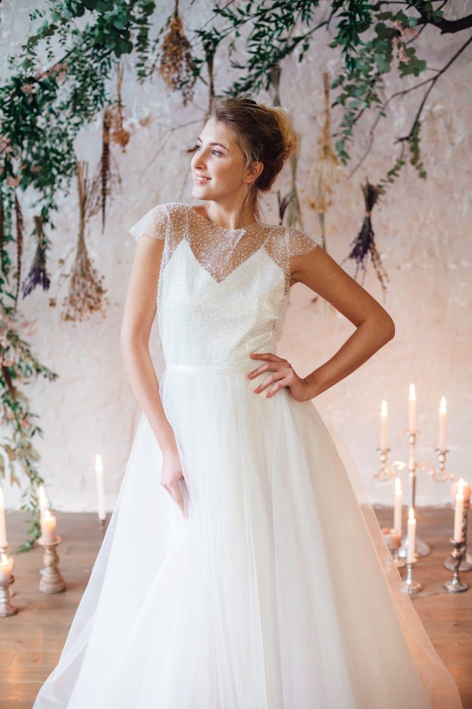 Свадебное платье VIRTU, коллекция THE LOOK OF ANGEL, бренд RARE BRIDAL, фото 4