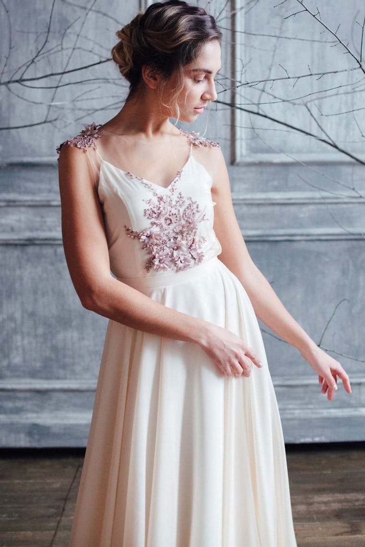 Вечернее платье ZION, коллекция FLOWER MAGIC, бренд RARE BRIDAL, фото 6